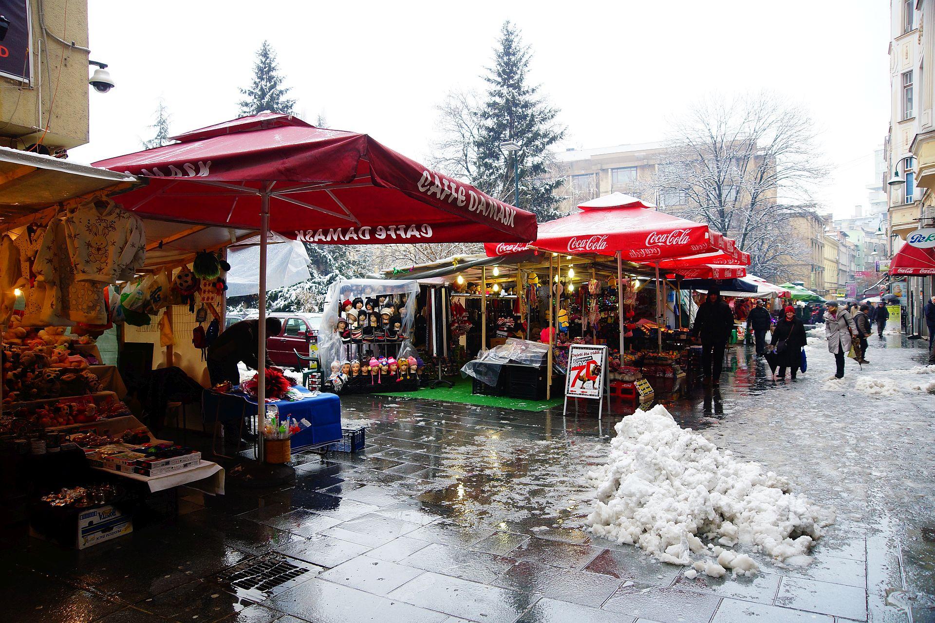 Jarmark Świąteczny Sarajewo