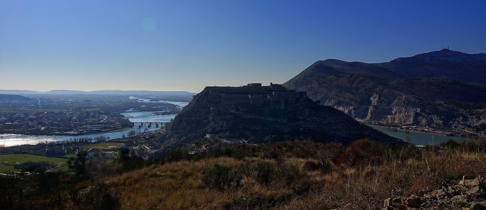 Zamek Rozafa
