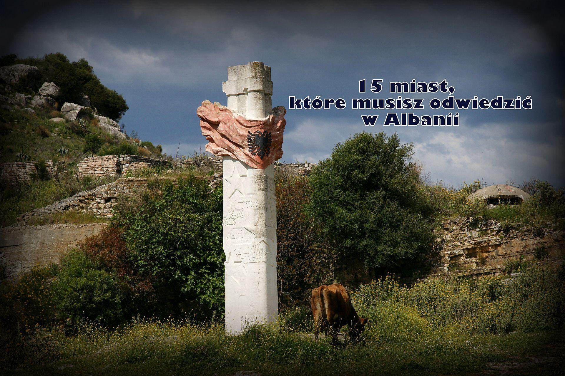 15 miast w Albanii