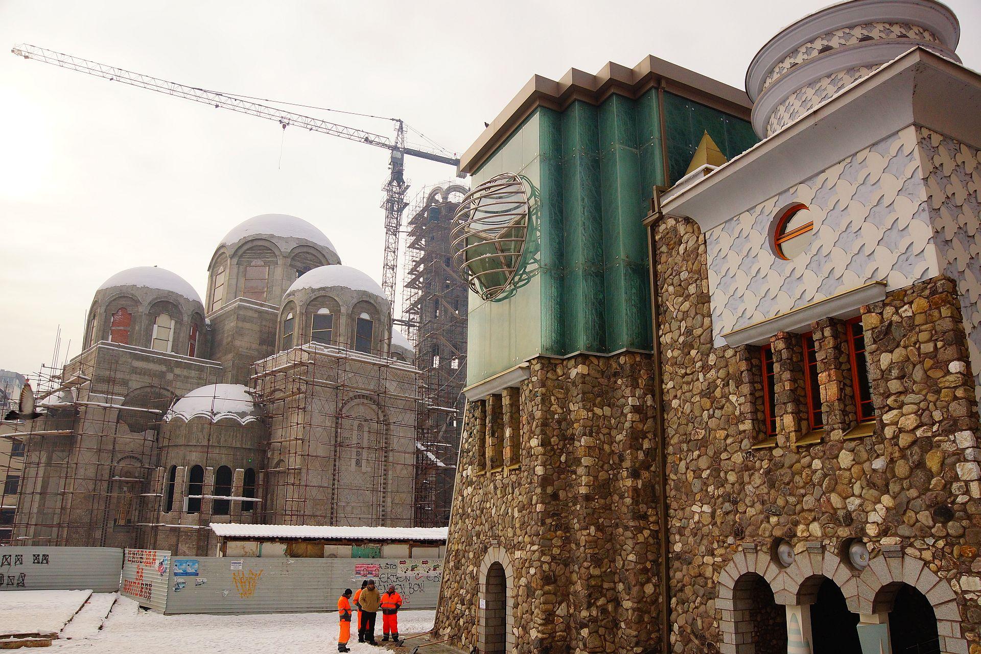 Skopje Dom Matki Teresy