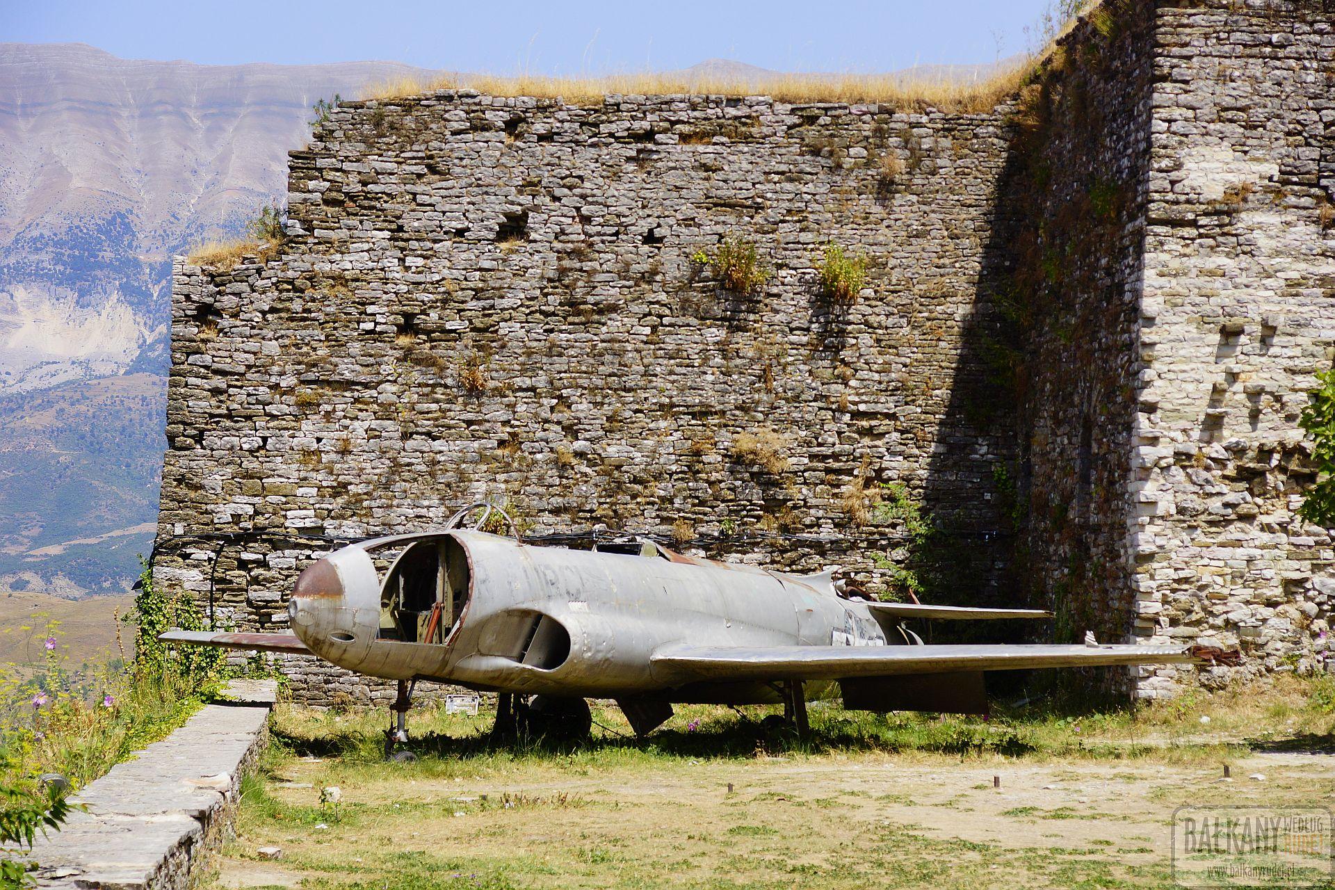 samolot wojskowy Lockheed T-33