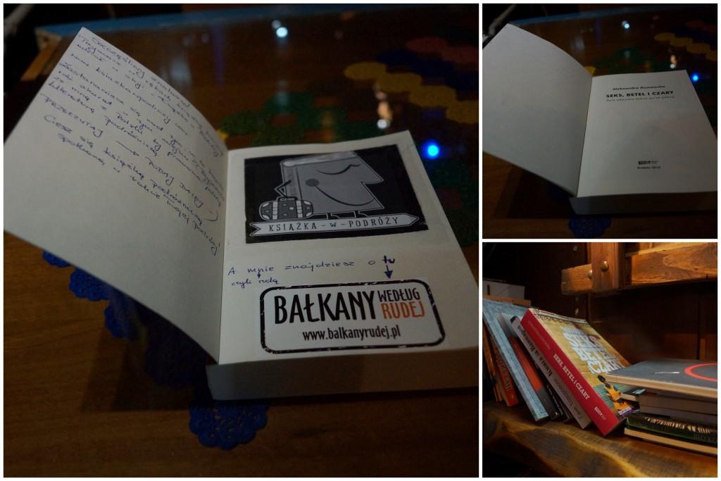 Książka w Podróży Menada Skopje