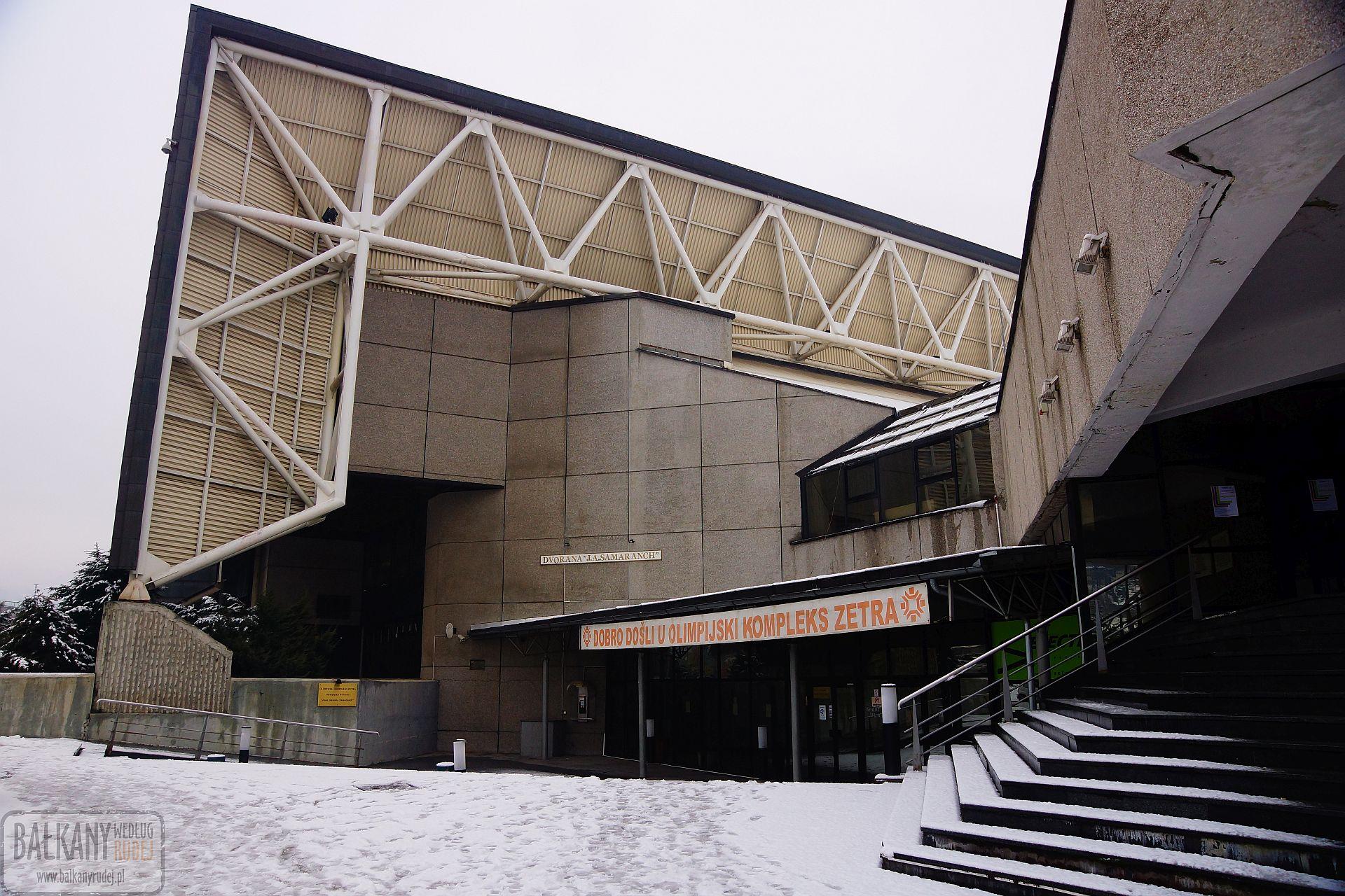 stadion olimpijski Sarajewo