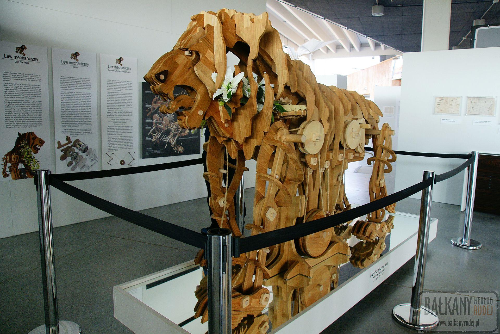 Lew mechaniczny