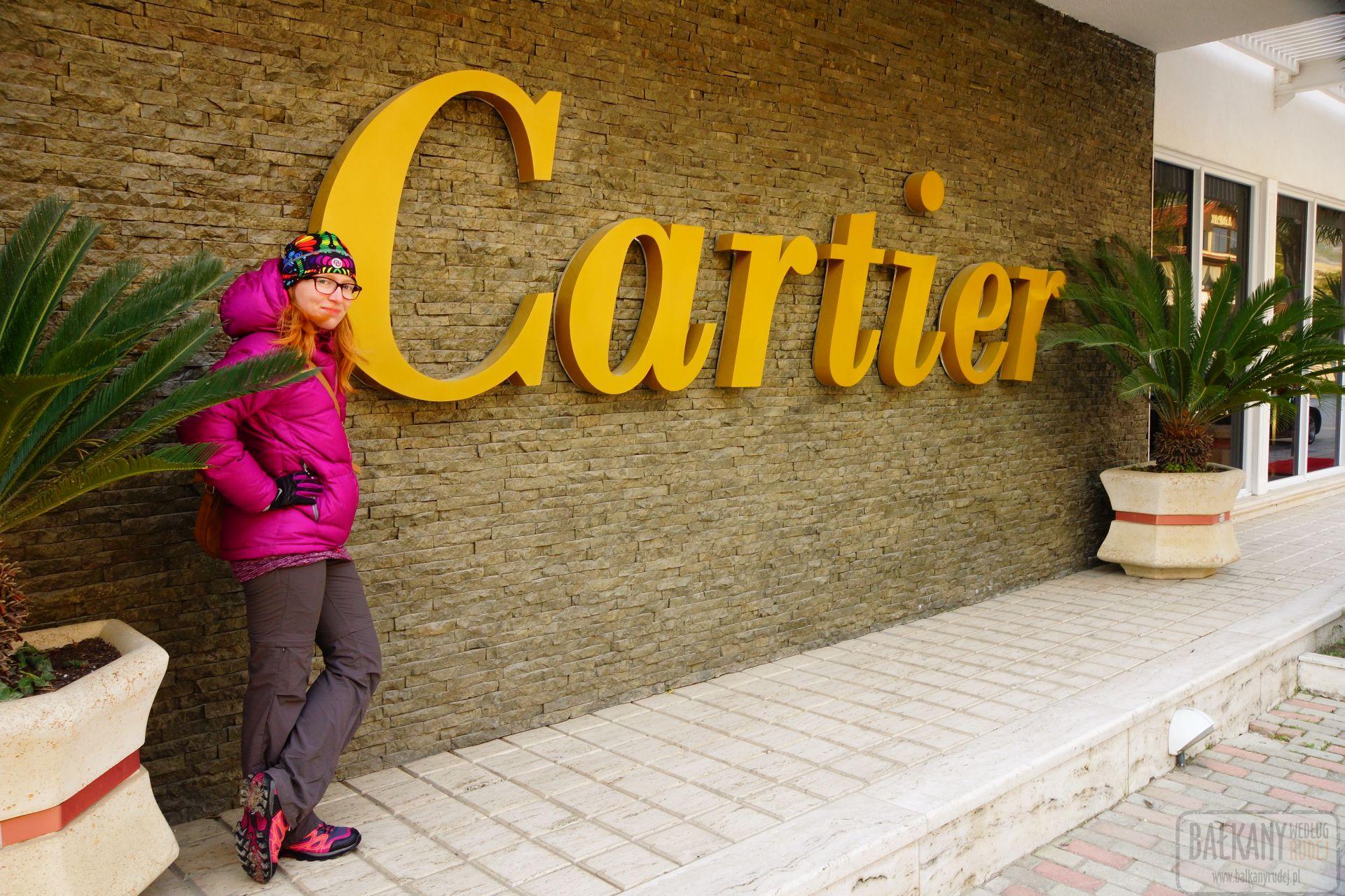 Albania Cartier