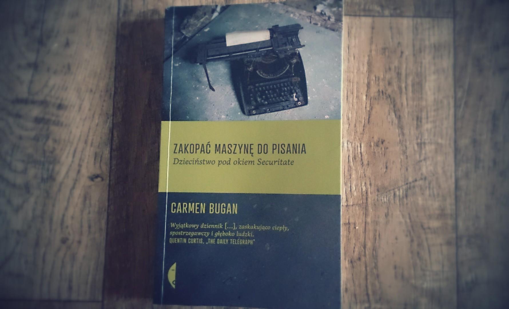 Carmen Bugan