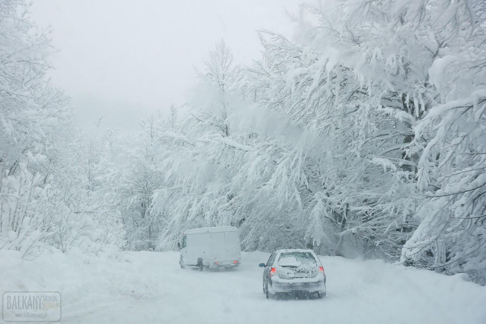zima Bosnia