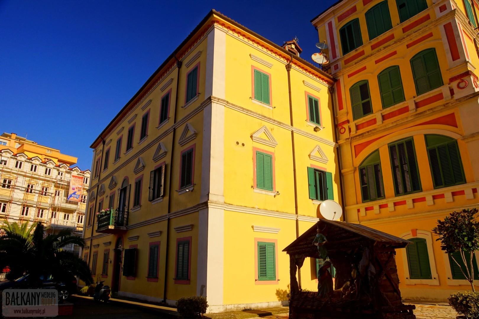 pałac biskupów Shkodra