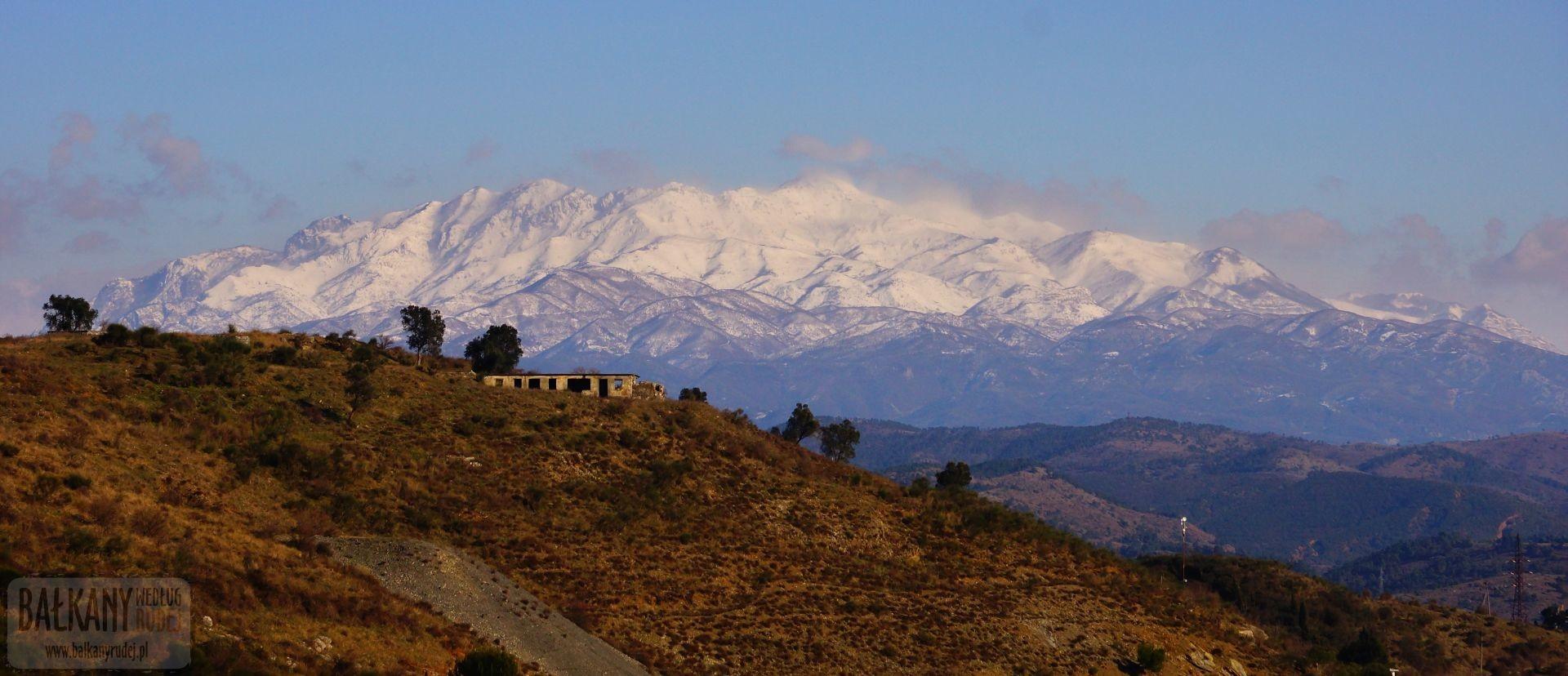 Alpy Albańskie