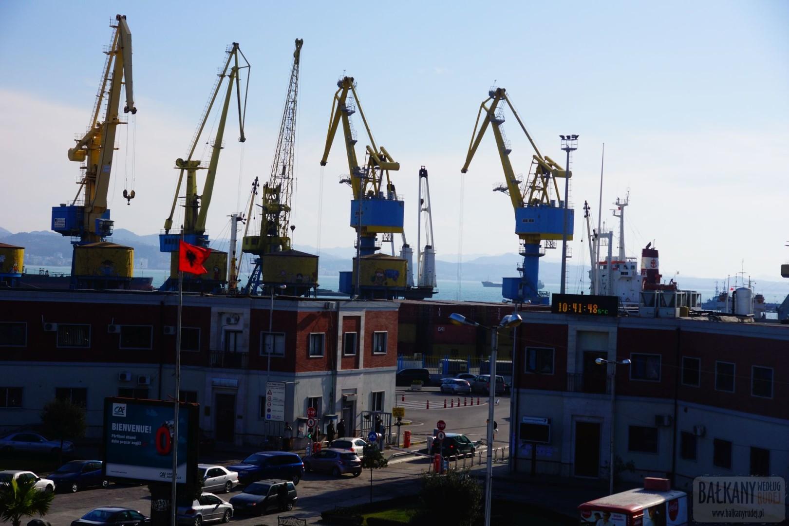 port durres