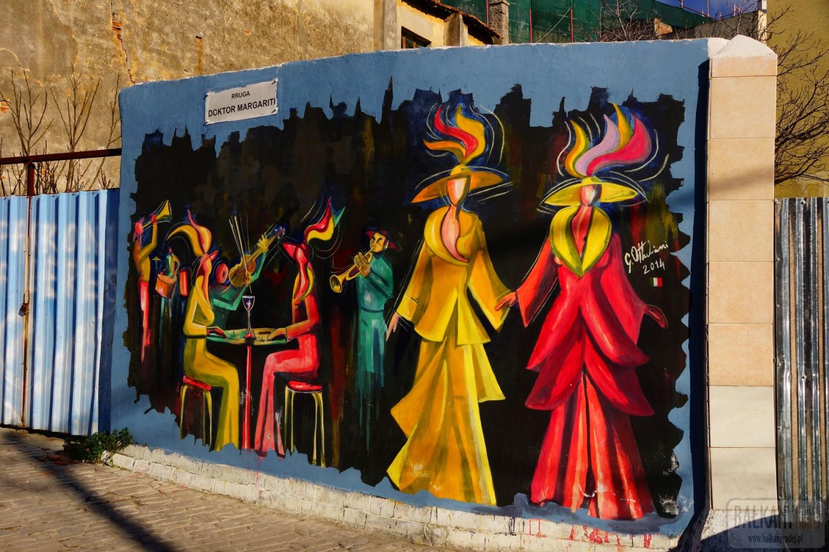 street art durres