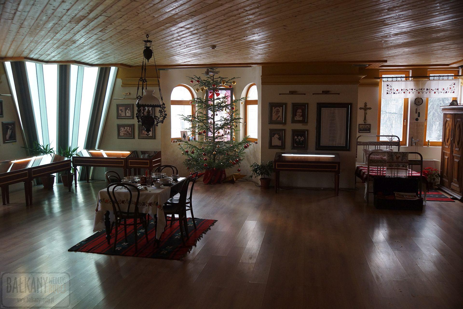 muzeum Matki teresy Skopje