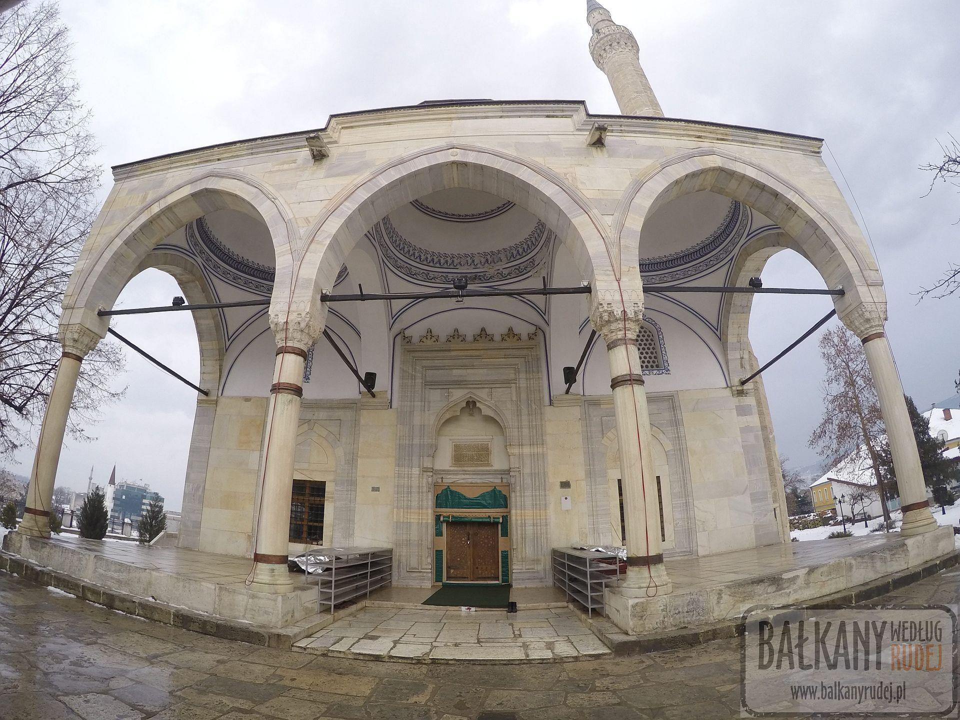 Meczet Mustafa Paszy