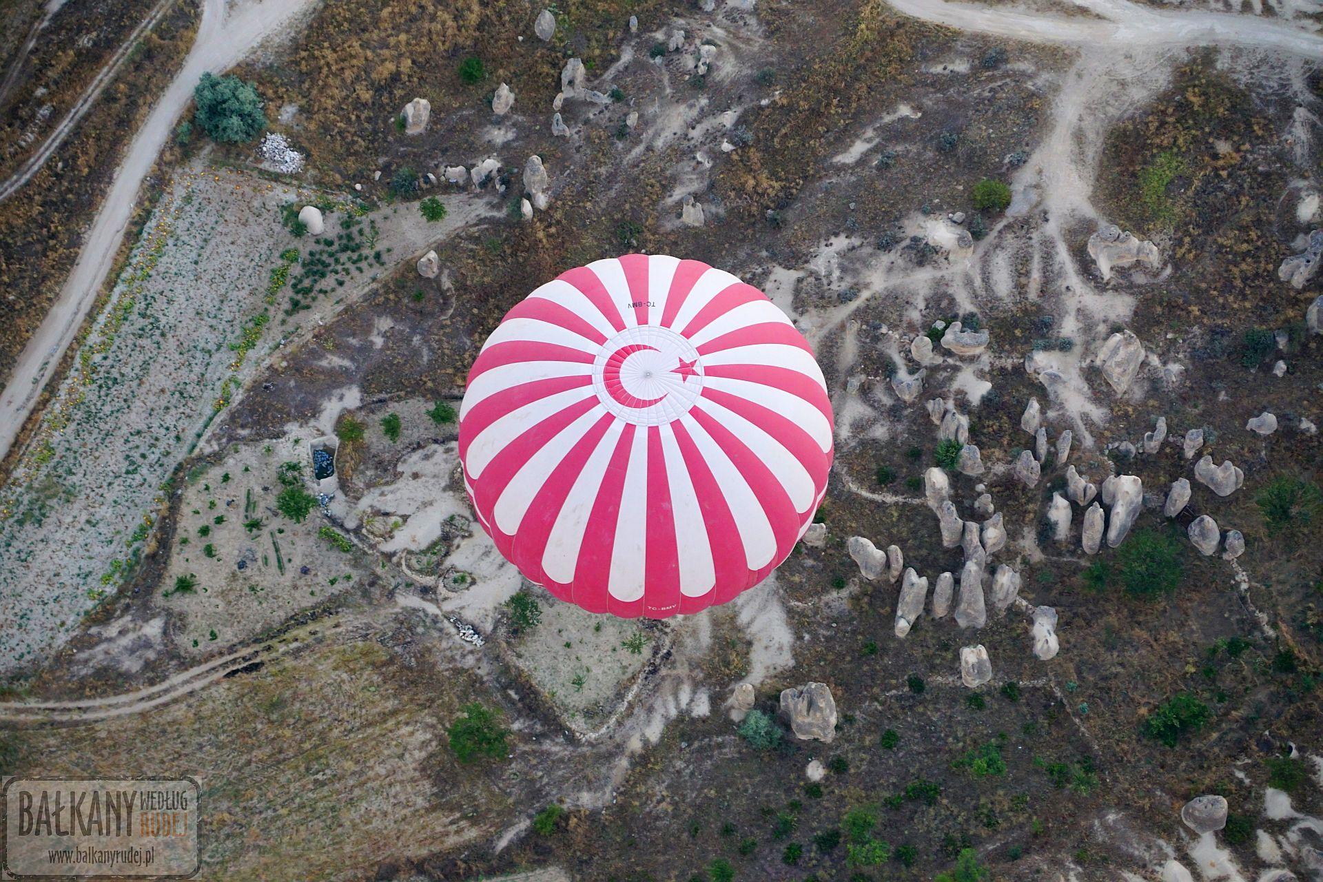 Kapadocja balon