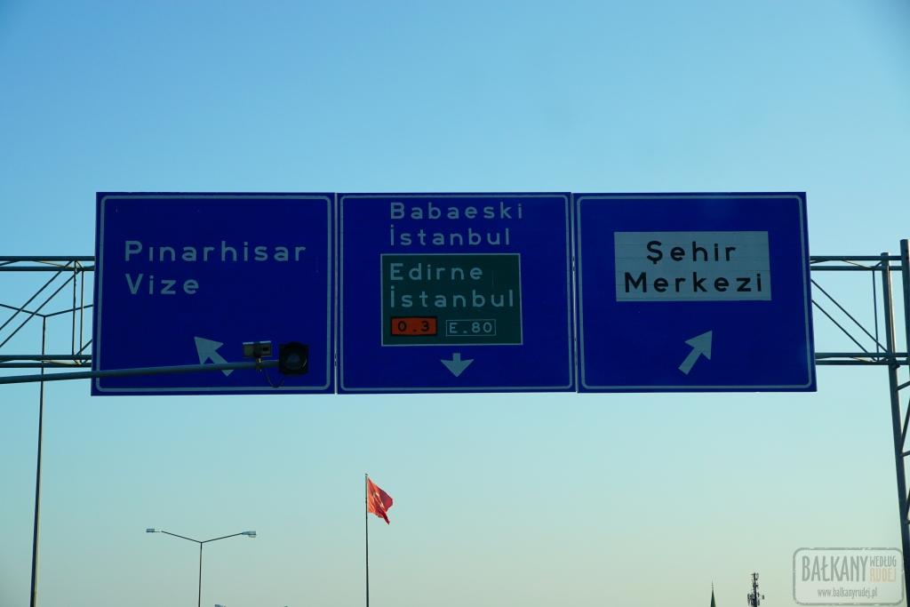 Turcja droga