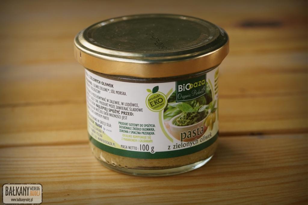 pasta z oliwek