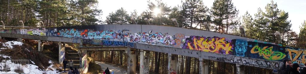 bobsleje Sarajewo