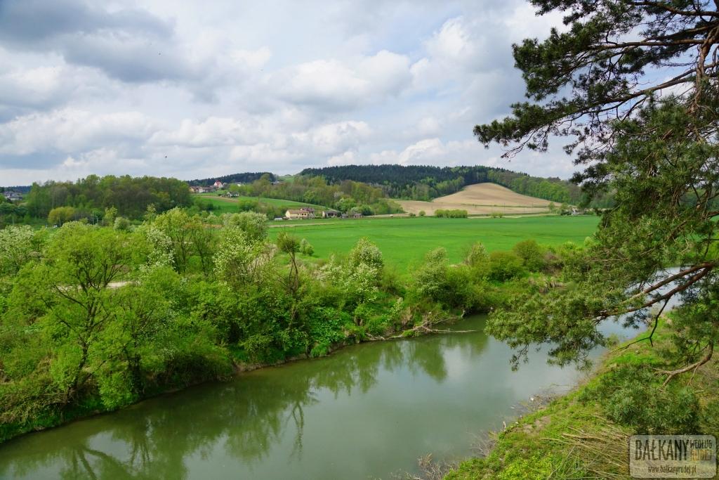 dolina rzeki Białej