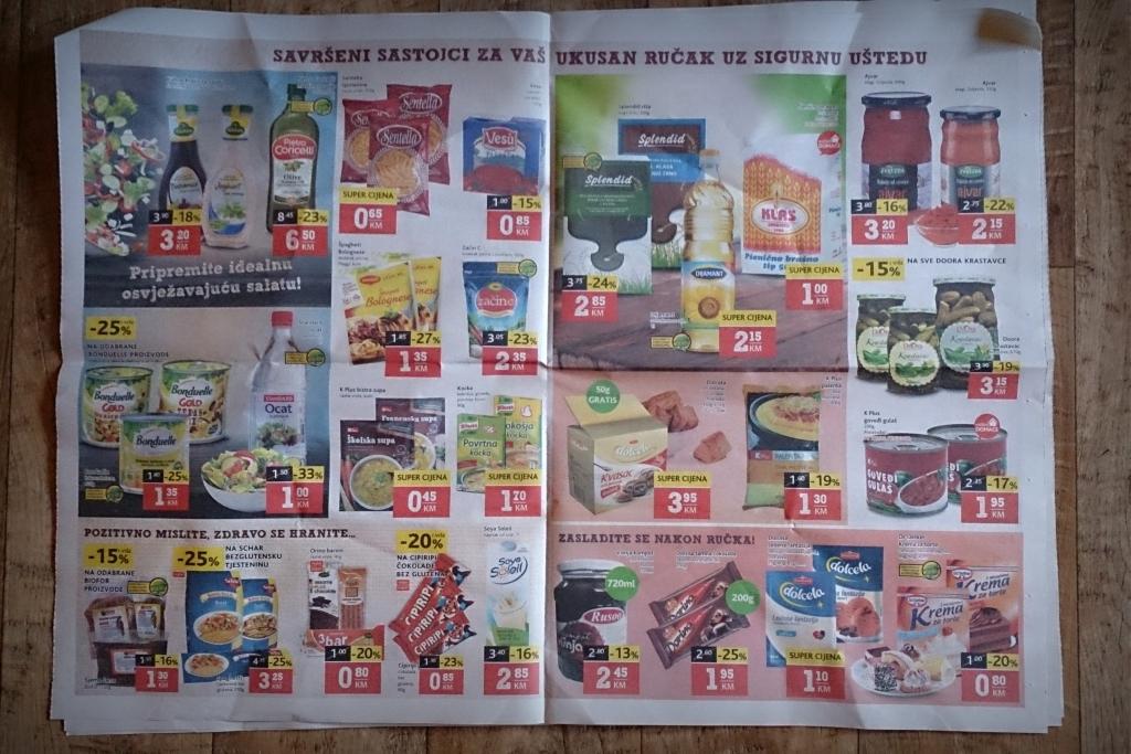 ceny w Bośni