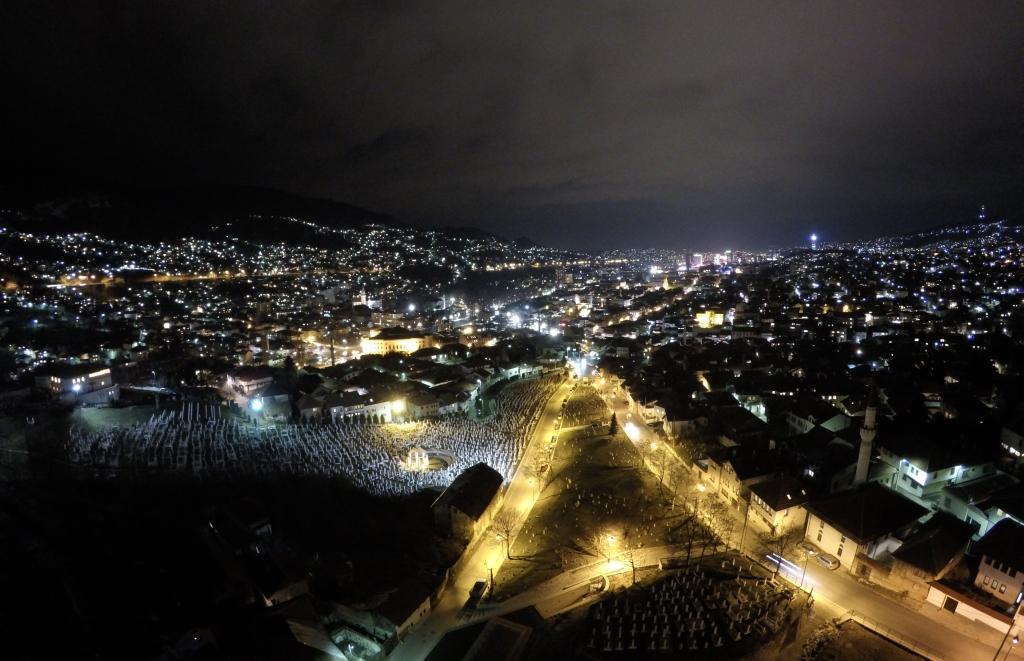 Sarajewo dron