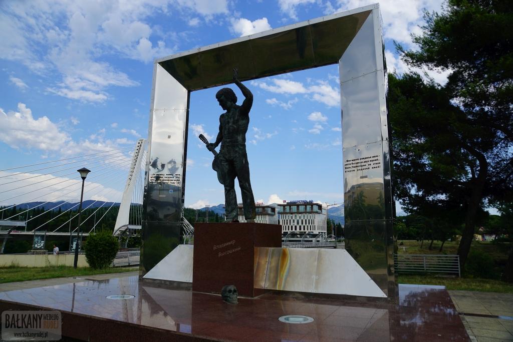 Władimir Wysocki Podgorica