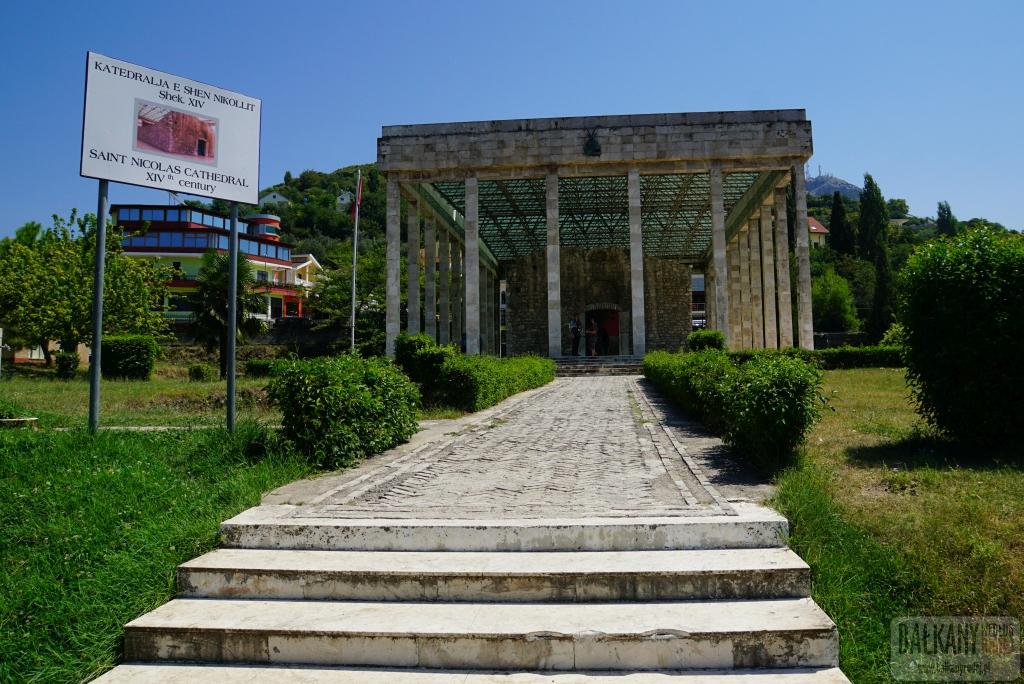Mauzoleum Skanderbega