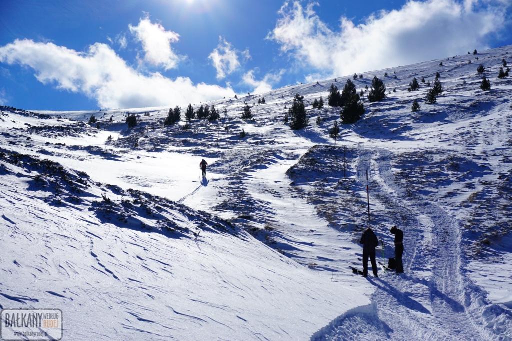 pelister skitour