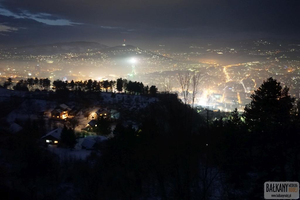 Sarajewo noc