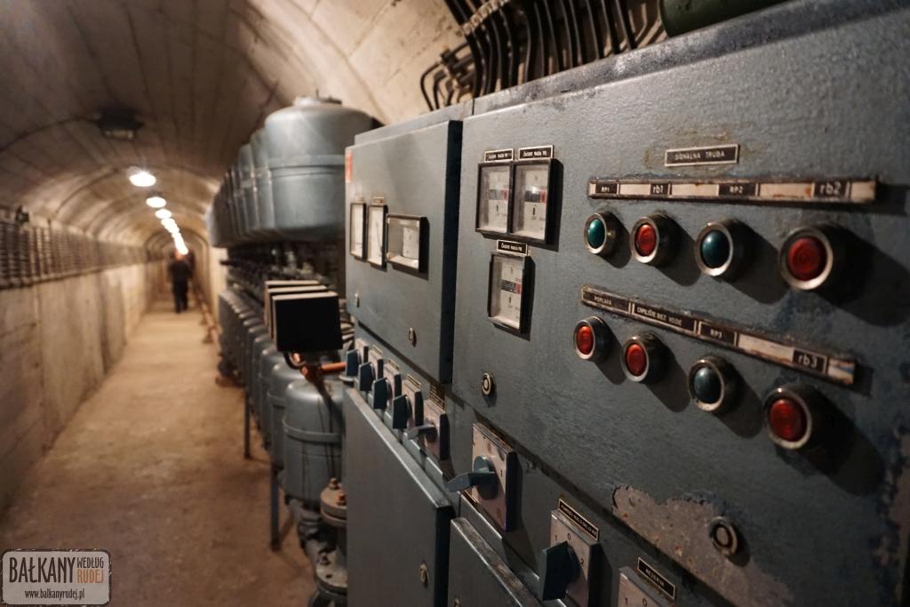 bunkier tunel