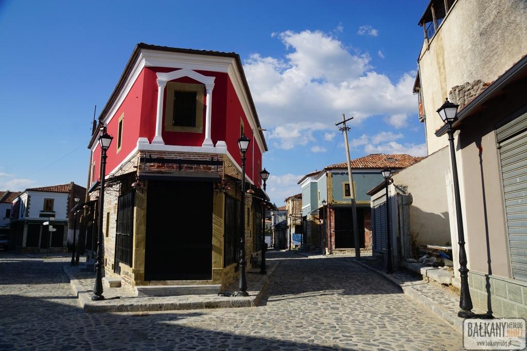 Korcza bazar