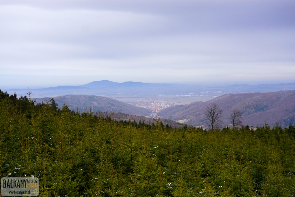 Góry Sowie trekking