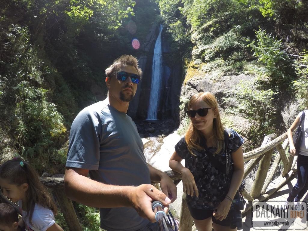 wodospad Smolare