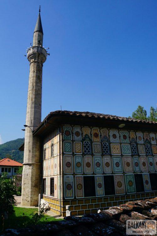 kolorowy meczet tetovo