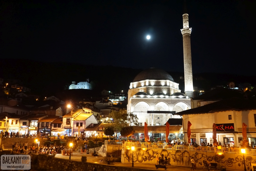 prizren by night