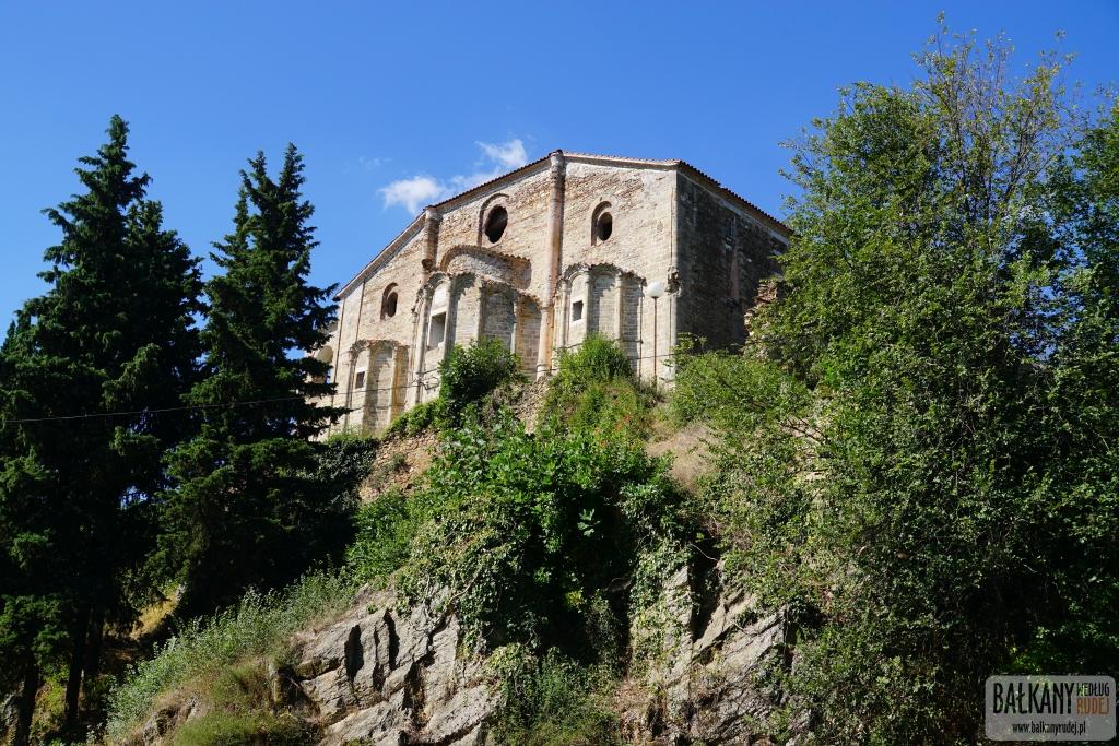 cerkiew św. Ilji Star Dojran