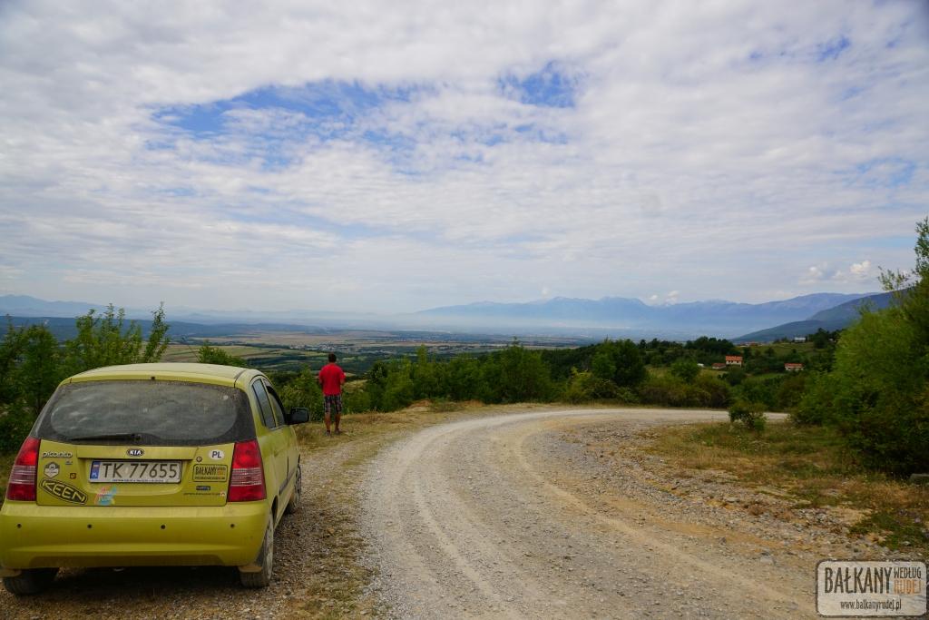 Kosowo drogi