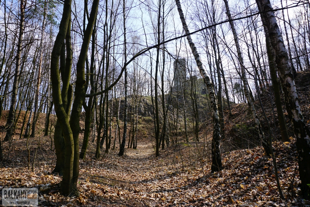 Chęciny zamek