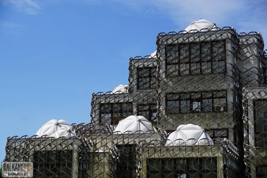 Biblioteka Narodowa Prisztina