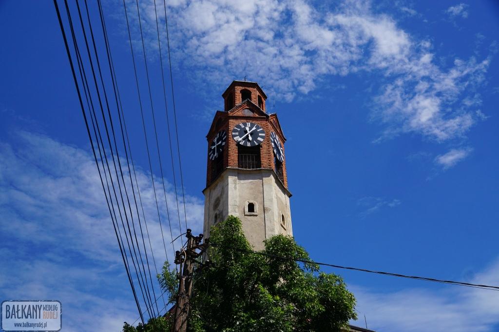 wieża zegarowa Prisztina