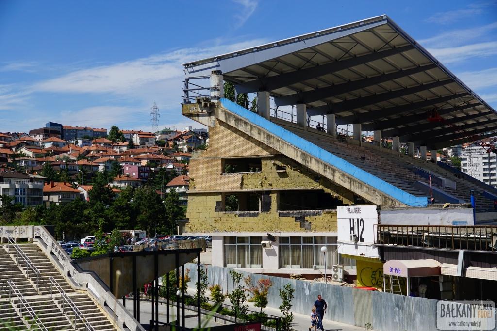 stadion Prisztina