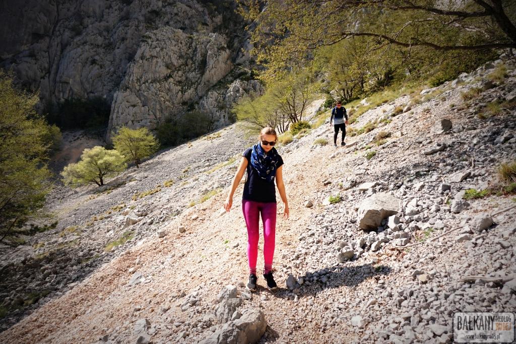 trekking Biokovo
