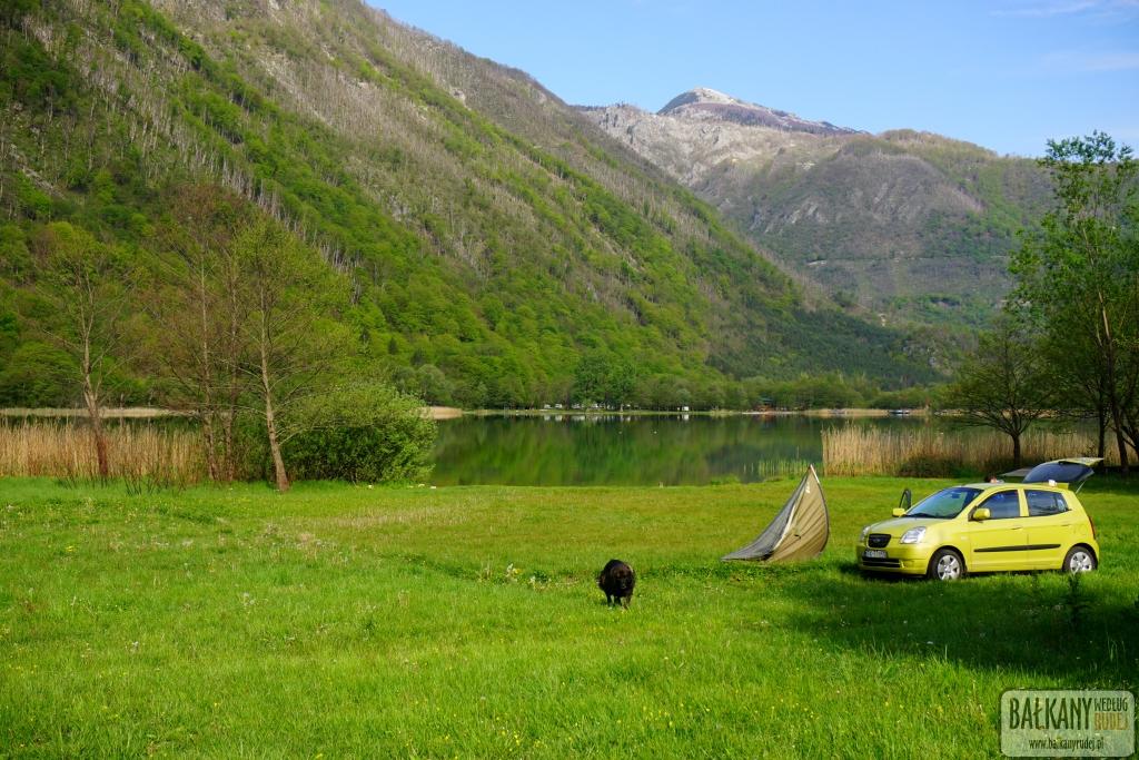 camping Jezioro Boracko