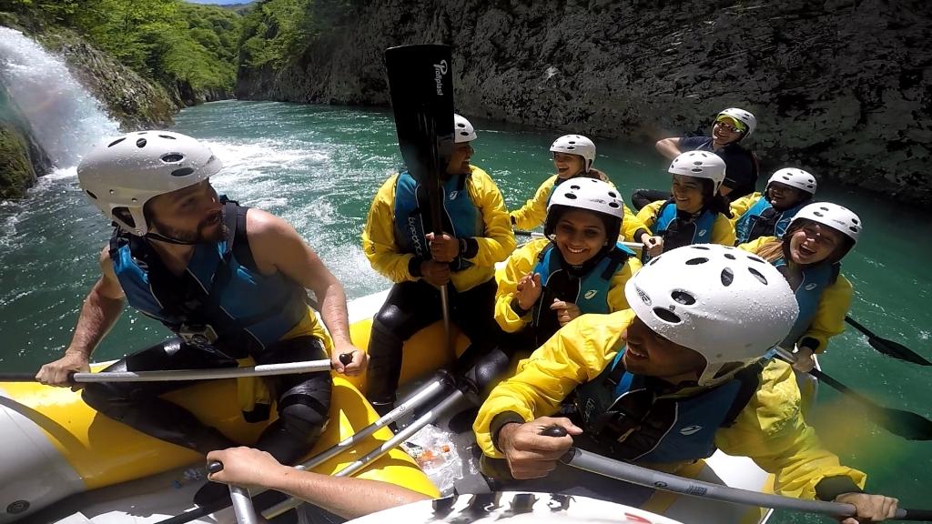 rafting na Neretwie