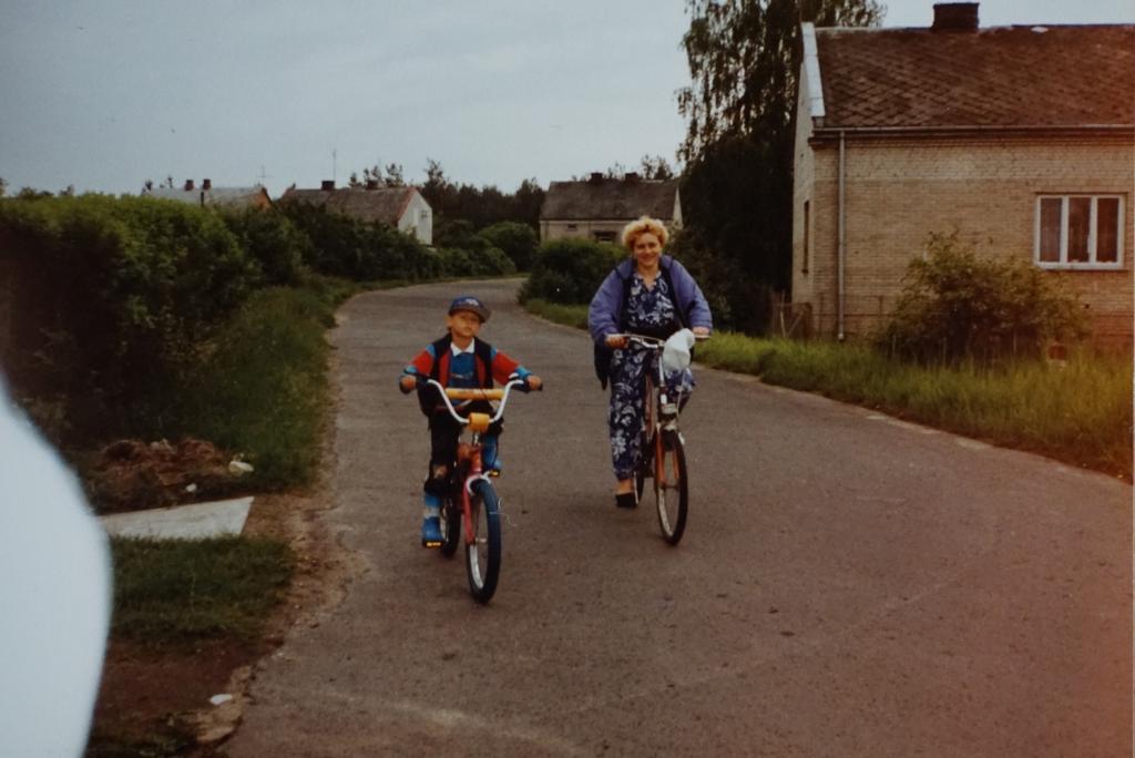 Marek rower