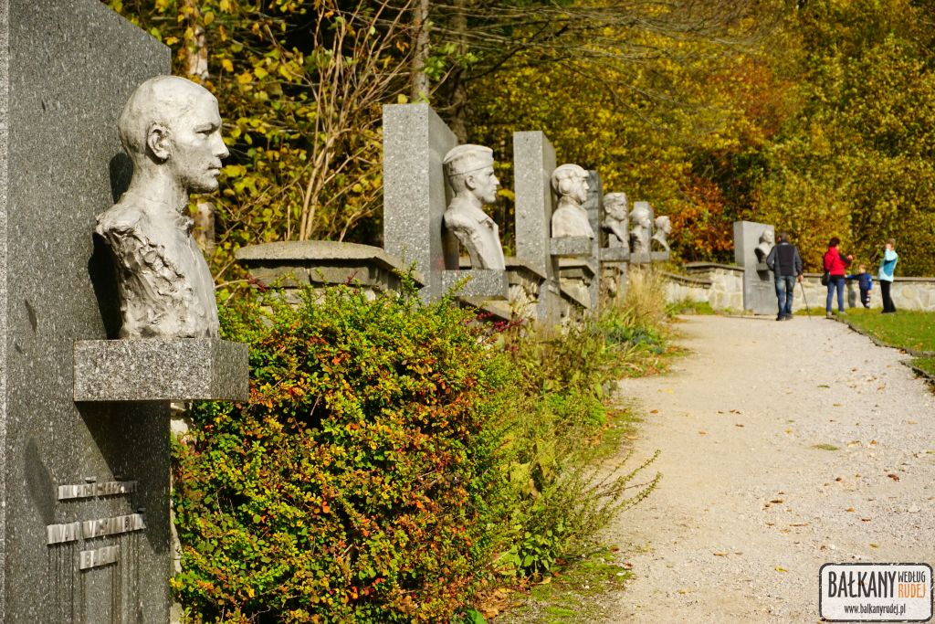 cmentarz Armii Czechosłowackiej
