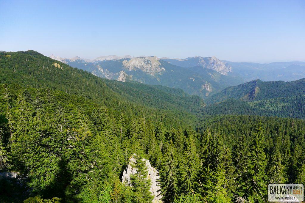 Park Narodowy Sutjeska