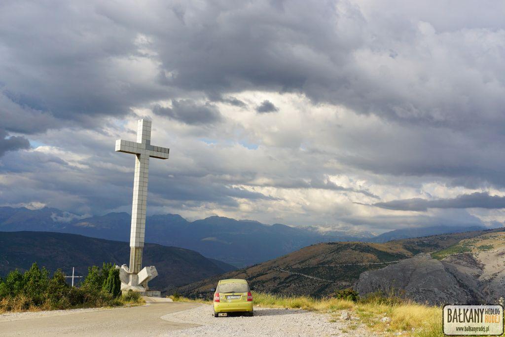 Križ na Humu