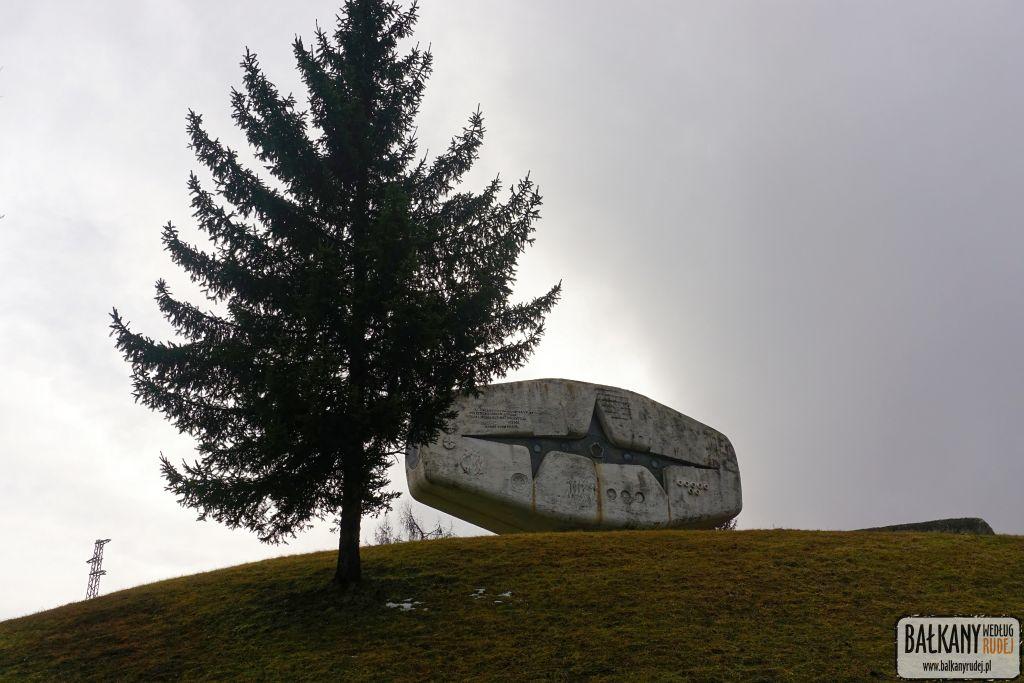 Spomenik Vogošća