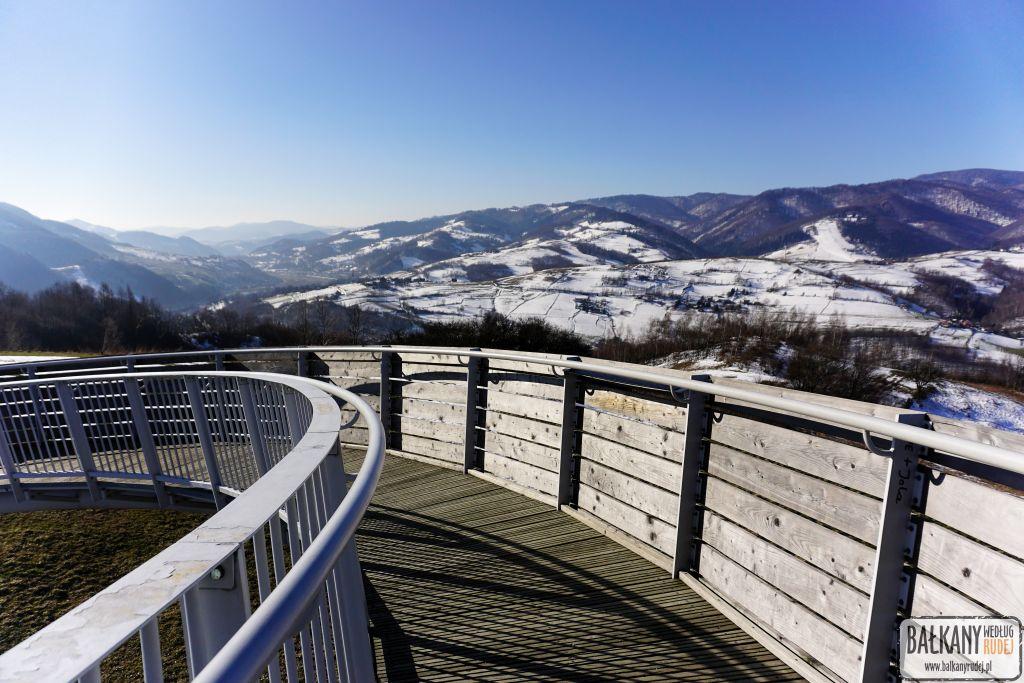 platforma widokowa Wola Krogulecka