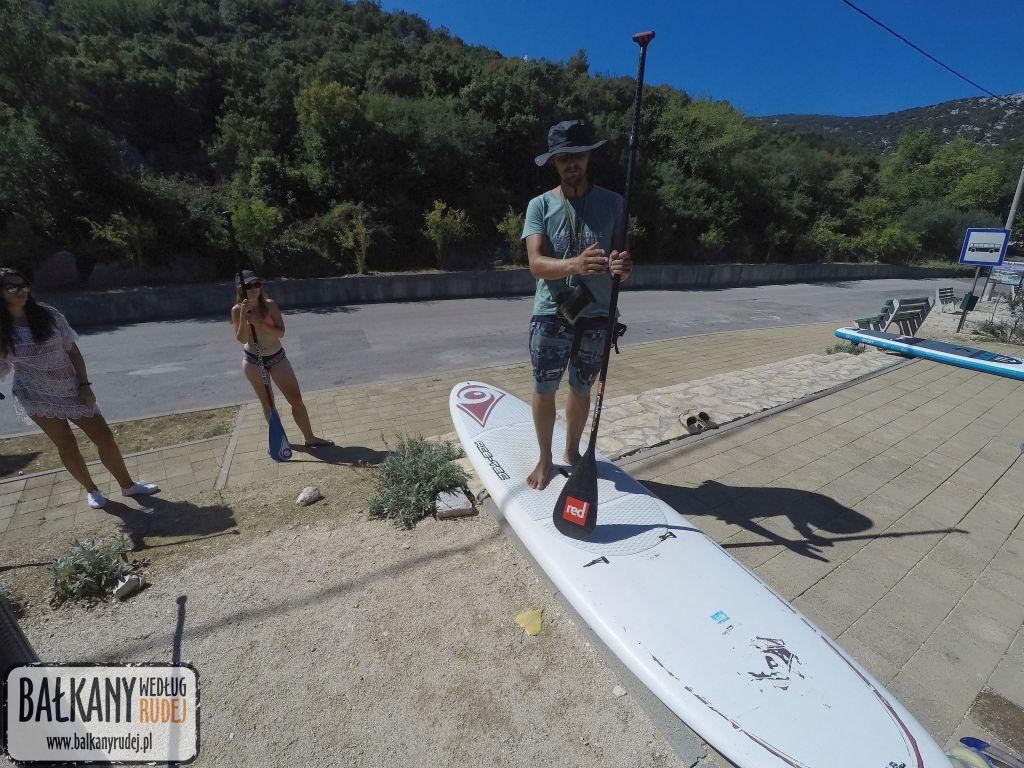 Paddle Surf Croatia